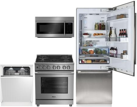 Blomberg  900461 Kitchen Appliance Package Panel Ready, Main Image