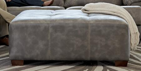 Jackson Furniture Drummond 429628115218130028 Living Room Ottoman Gray, Main Image