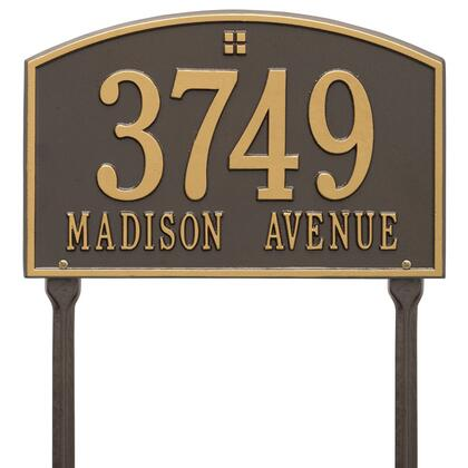 Whitehall Products 1178OG Address Plaques, Main Image