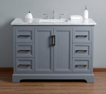 Stufurhome  HD1525G48CR Sink Vanity , HD 1525G 48 CR A