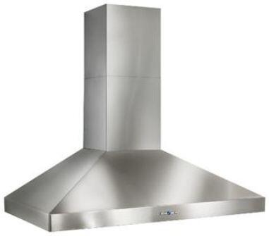 Best  WPP9IQT36SB Wall Mount Range Hood Stainless Steel, Main Image