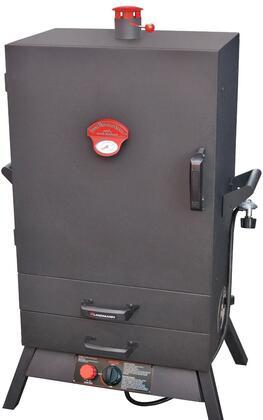 Landmann Smoky Mountain 3895GWLA Smoker Black, 1