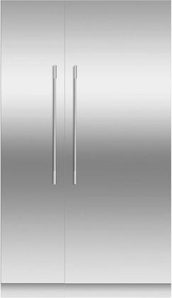 Fisher Paykel  966326 Column Refrigerator & Freezer Set Stainless Steel, main image