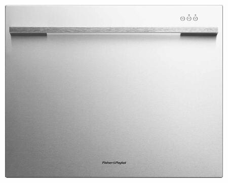 Fisher Paykel  DD24SDFTX7 Built-In Dishwasher Stainless Steel, Main Image