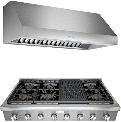 Thermador Professional 1071399 Kitchen Appliance Package Stainless Steel, main image