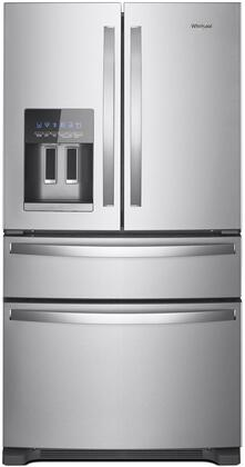 Whirlpool WRX735SDHZ French Door Refrigerator Stainless Steel, Main Image