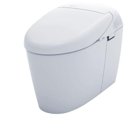 Neorest MS952CUMG#01 500H Dual Flush Toilet with 1.0 GPF & 0.8 GPF  EWATER+  Cefiontect Finish. Heated Toilet Seat and Air Deodorizer in