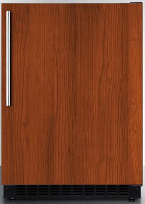 Summit AL54IF Compact Refrigerator Panel Ready, Custom Panel and Handle Not Included
