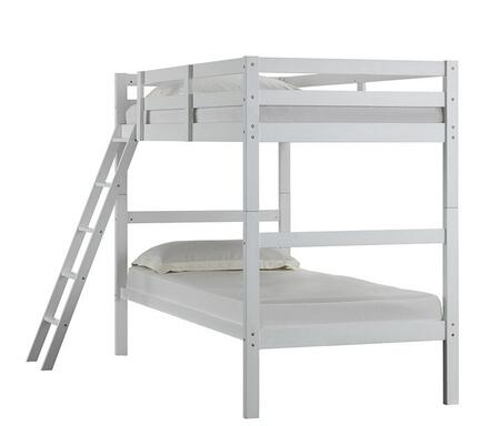 Lane Furniture Mission Hills 300137 Bed White, mission hills twin over twin bunk bed in white SMU51799 z.