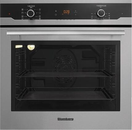 Blomberg  BWOS24110SS Single Wall Oven Stainless Steel, Main Image