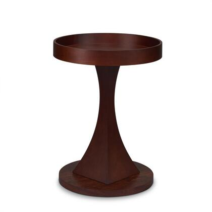 Acme Furniture Dinnen 80630 End Table Brown, 1
