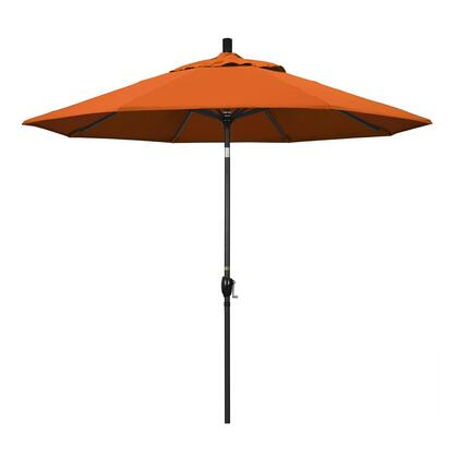 California Umbrella Pacific Trail GSPT908302SA17 Outdoor Umbrella Orange, GSPT908302 SA17