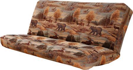 Kodiak Furniture  KFCANF6M1 Mattress , Main