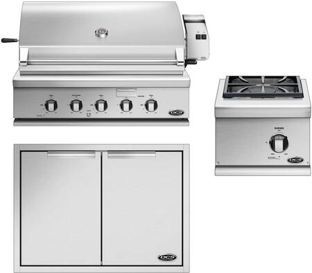 DCS 998672 Grill Package, main image