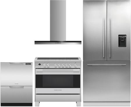Fisher Paykel  1069366 Kitchen Appliance Package Panel Ready, main image