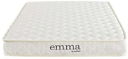 Modway Emma MOD5560WHI Mattress White, 1