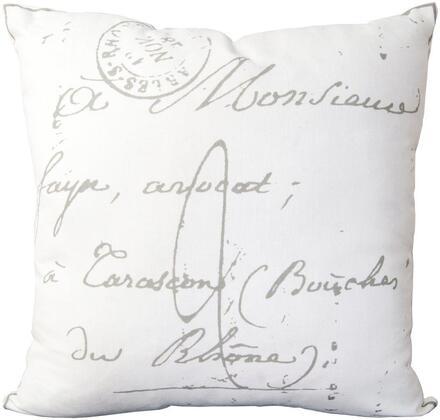 Surya Montpellier LG5121818P Pillow , lg512 1818