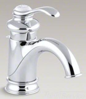Kohler Fairfax K12182CP Faucet Silver, Image 1