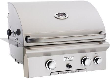 American Outdoor Grill 24NB00SP Natural Gas Grill Stainless Steel, 1