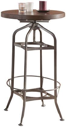 Acme Furniture Kaeso 72380 Bar Table Brown, Bar Table