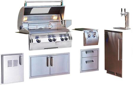 Fire Magic  981537 Grill Package Stainless Steel, Main Image