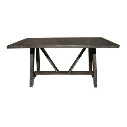 Accentrics Home DSD156130 Dining Room Table, eve60eqxcrqbqln7cf0o