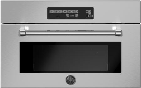 Bertazzoni Master MAST30SOEX Single Wall Oven Stainless Steel, Main Image