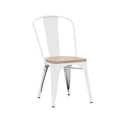 Design Lab MN Dreux LS9000WHTLW Accent Chair White, b20b81f1 8502 4c6d b0fd 9a58e43db21a