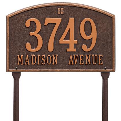 Whitehall Products 1178AC Address Plaques, Main Image
