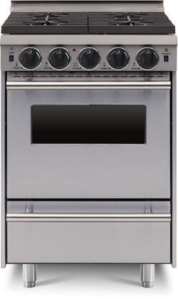 FiveStar  TPN4927BW Freestanding Gas Range Stainless Steel, TPN4817BW Sealed Burner Range