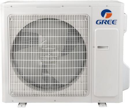 Gree Livo LIVS36HP230V1BO Mini Split Outdoor Unit White, Outdoor Unit