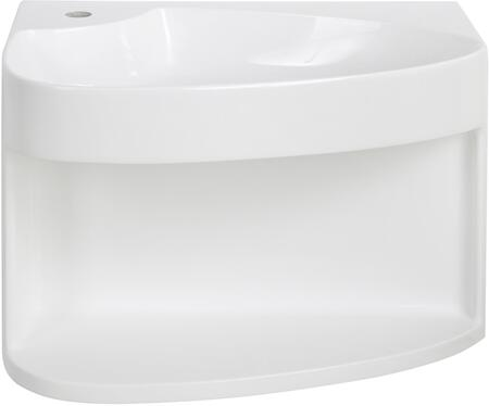 Streamline K1780SLSWS24 Sink White, Main Image