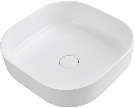 Streamline K1720SLSV18 Sink White, Main Image