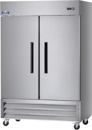 Arctic Air AR49 Reach-In Refrigerator Stainless Steel, Main Image