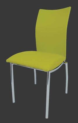 Grako Design  KA4067GREEN Dining Room Chair Green, Main Image