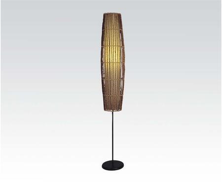 Acme Furniture  03016 Floor Lamp Yellow, 03016 l
