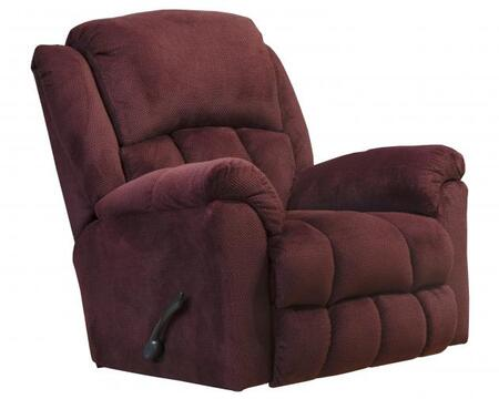 Catnapper Bingham 42112279119 Recliner Chair Red, Recliner