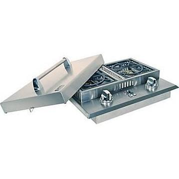 Lion  L1707 Side Burner Stainless Steel, 1