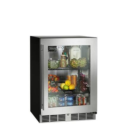 Perlick  HC24RB3R Compact Refrigerator , 1