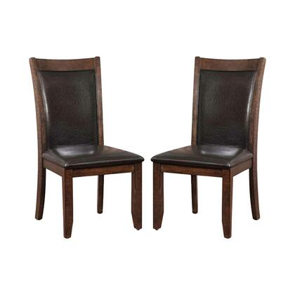 Benzara Meagan I BM131115 Accent Chair Brown, BM131115