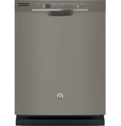 GE  GDF610PMJES Built-In Dishwasher Slate, Main Image