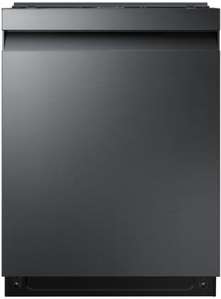 Samsung  DW80R7060UG Built-In Dishwasher Black Stainless Steel, DW80R7060UG Front View