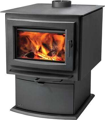 Napoleon S Series S9 Wood Heating Stove Black, Main Image