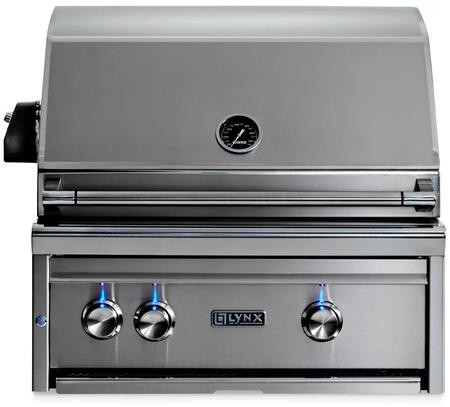 Lynx Professional L27R3NG Natural Gas Grill Stainless Steel, Main Image