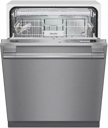 Miele Classic Plus G4976SCVISFSS Built-In Dishwasher Stainless Steel, Main Image