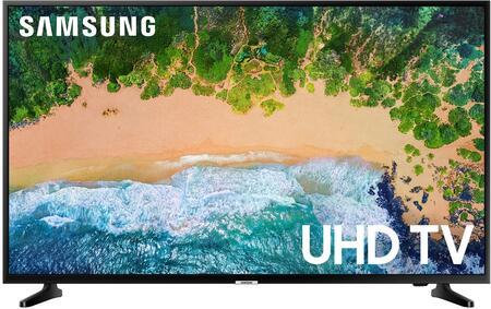 Samsung NU6900 UN75NU6900FXZA LED TV Black, Main Image