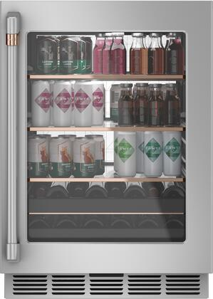 Cafe Customizable Professional Collection CCP06BP2PS1 Beverage Center Stainless Steel, CCP06BP2PS1 Beverage Center