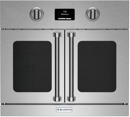BlueStar  BSEWO30ECSDV2CC Single Wall Oven Custom Color, BSEWO30ECSDV2CC Electric Oven