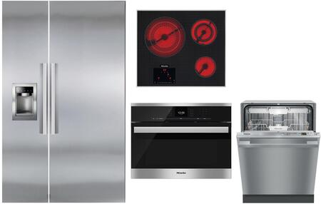 Miele 864137 Kitchen Appliance Package & Bundle, main image