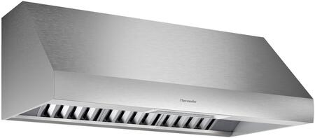 Thermador Professional PH48GWS Wall Mount Range Hood Stainless Steel, 48-Inch Wall Hood view
